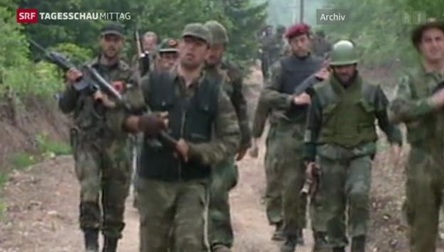 Video «EU: Keine Beweise für Organhandel während Kosovo-Krieg» abspielen