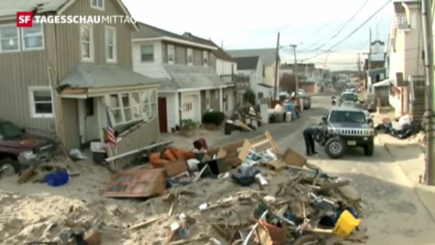 """Video «Selbsthilfe nach Zerstörung durch Wirbelsturm """"Sandy""""» abspielen"""