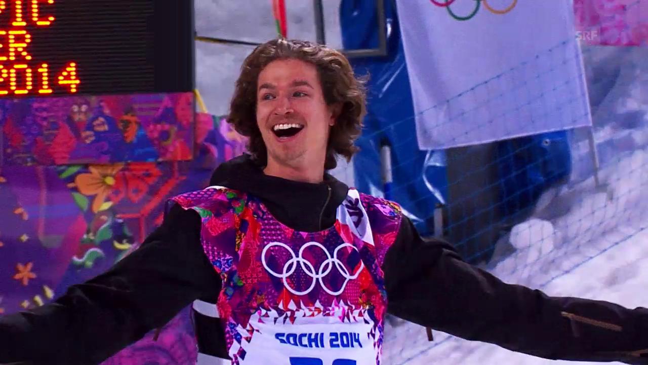 Podladtchikov: Dank neuem Trick auf den Olymp