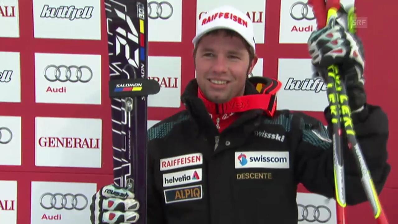 Schweizer Erfolge in Kvitfjell