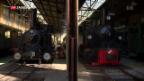 Video «Ein Herz für alte Züge» abspielen