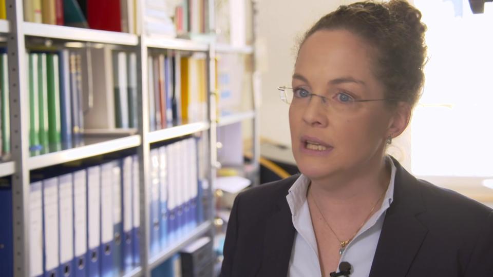 Franziska Sprecher, Expertin für Gesundheitsrecht: «Das Gespräch ist der Massstab und nicht das Formular.»