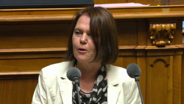 Video «Claudia Friedl (SP/SG)» abspielen
