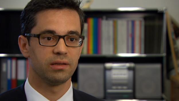 Video «Raphael Vannoni, Bankiervereinigung, über 6-Prozent-Berechnung» abspielen