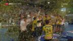 Video «Andy Schmid führt sein Team zur Meisterschaft» abspielen