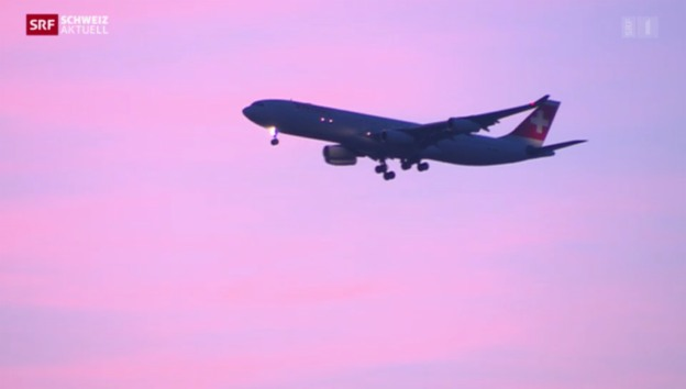 Video «Kein Pistenausbau am Flughafen Zürich» abspielen