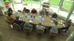 Video «Leben in der Alzheimer-WG» abspielen