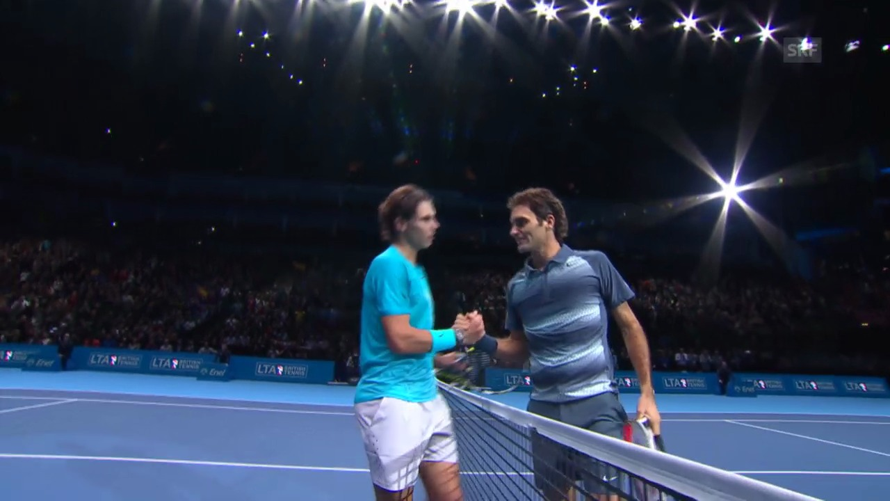 Highlights Federer-Nadal («sportlive»)