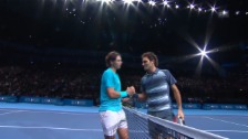 Video «Highlights Federer-Nadal («sportlive»)» abspielen