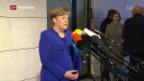 Video «Geplantes Finale bei Sondierungsgesprächen in Berlin» abspielen