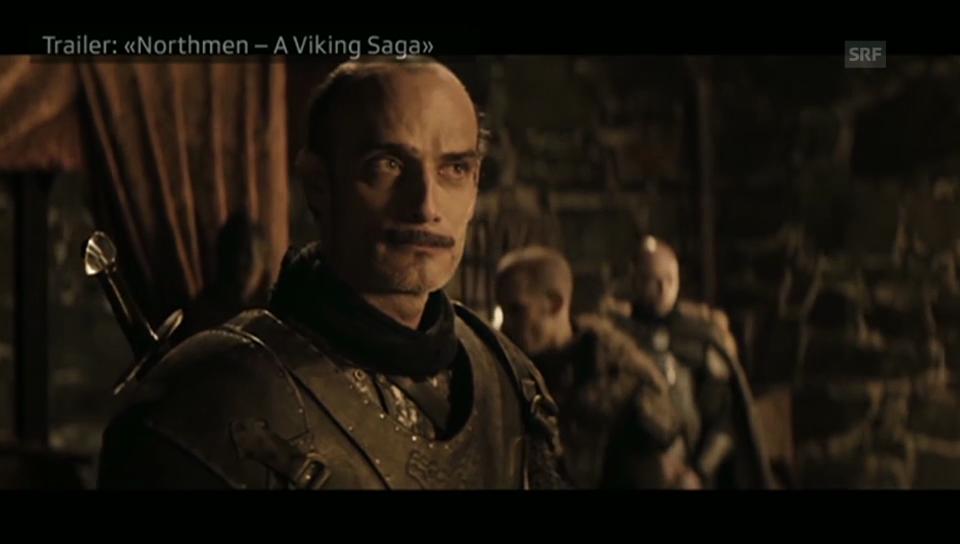 Der Trailer zum Film «Northman – A Viking Saga» mit Anatole Taubman