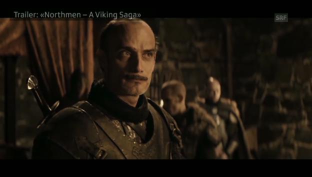 Video «Der Trailer zum Film «Northman – A Viking Saga» mit Anatole Taubman» abspielen
