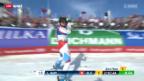 Video «Ski_WM: Riesenslalom Frauen» abspielen