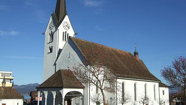 Glockengeläut der Kirche St. Michael, Altendorf