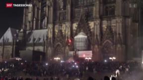 Video «Kölner Polizeipräsident räumt Amt » abspielen