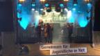 Video «Moderationsteam «Jeder Rappen zählt»» abspielen
