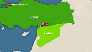 Video «Türkische Offensive gegen syrische Kurden» abspielen