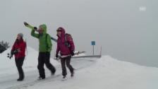Video «Ein Sherpa vom Everest an den Tellerlilift – und zurück» abspielen