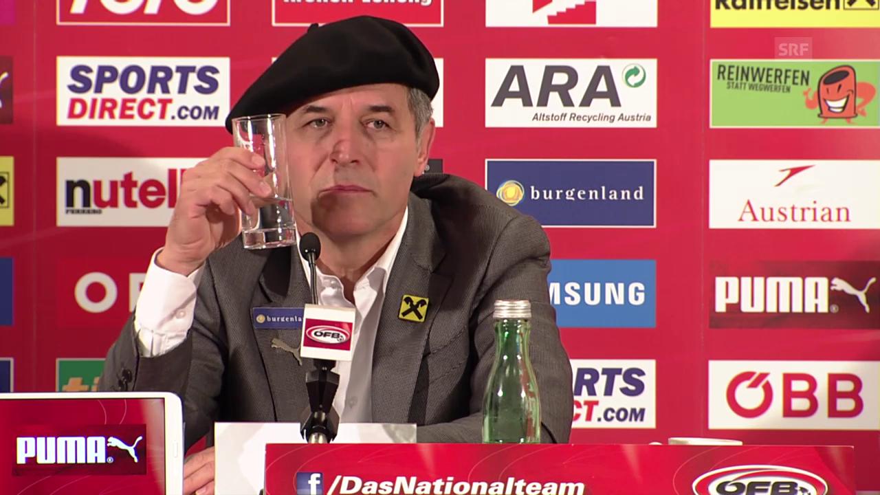Fussball: MK mit Marcel Koller nach EURO-Qualifikation