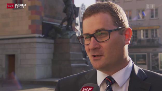 Video «Schweiz aktuell vom 26.10.2015» abspielen