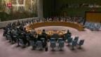 Video «SVP gegen Sitz im UNO-Sicherheitsrat» abspielen