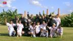 Video «WM 2014: Das göttliche Fussball-Team der Mönche» abspielen