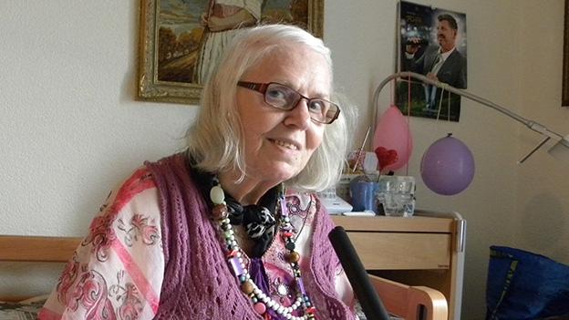 Susanne Arn erzählt aus ihrem Leben