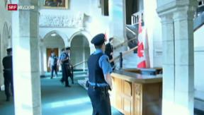 Video «Tödlicher Anschlag in Ottawa» abspielen