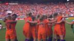 Video «Hochstehender Frauenfinal: die Niederländerinnen sind die neuen Meisterinnen» abspielen