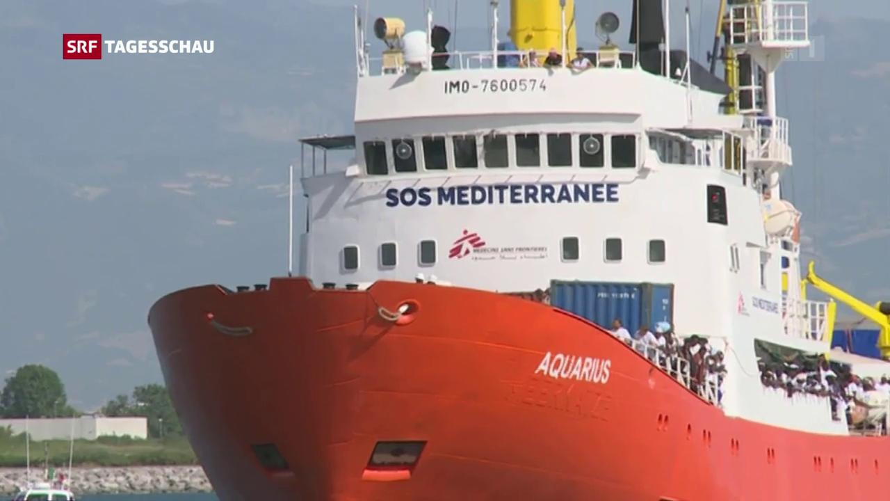 90'000 versuchten Flucht übers Mittelmeer