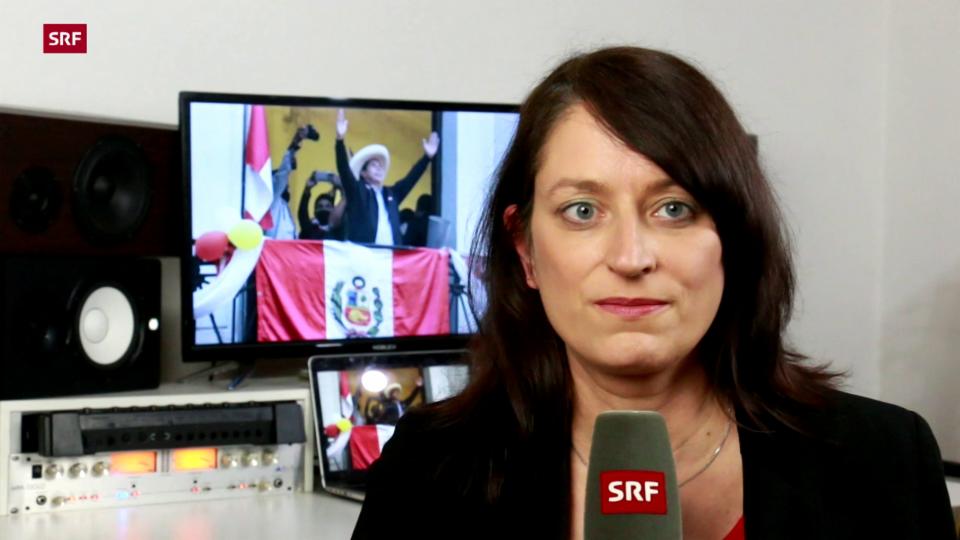 Aus dem Archiv: SRF-Korrespondentin Karen Naundorf schätzt Catillos Wahlsieg ein