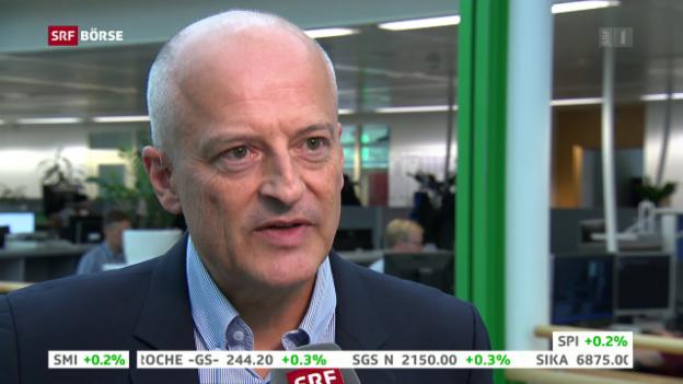 Video «SRF Börse vom 01.09.2017» abspielen