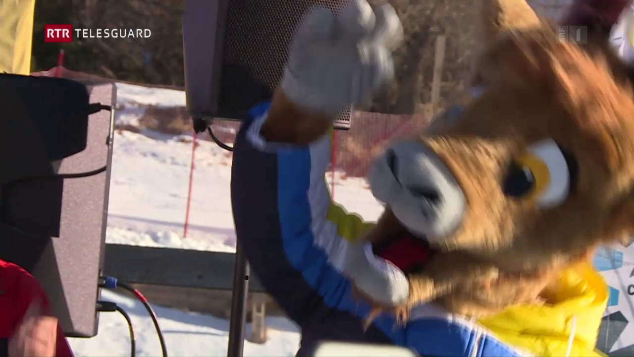 Portas avertas als Campiunadi mundials da skis a San Murezzan