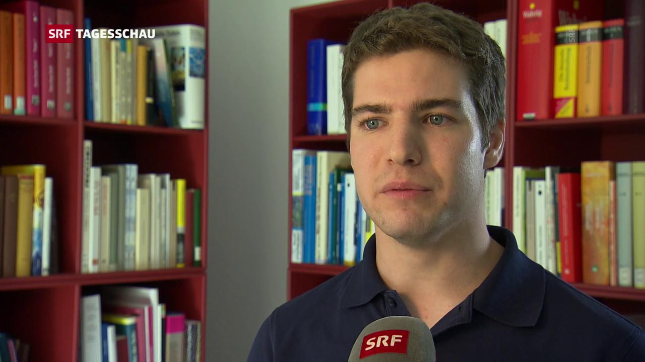 """Tino Schneider: """"Die Reform stellt die Altersvorsorge auf gesunde Beine"""""""