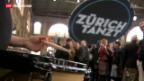 Video ««Zürich tanzt mit Performance im HB eröffnet» abspielen