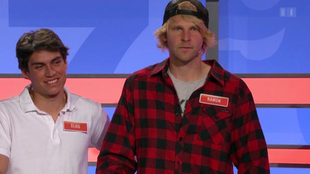 Video «Das Gipfeltreffen der Schweizer Freestyler» abspielen