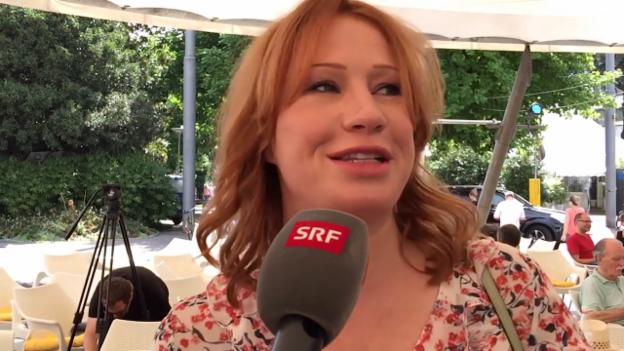 Video «Welchen Film haben Sie am häufigsten gesehen, Birgit Minichmayr?» abspielen