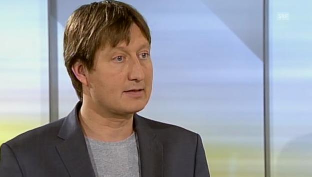 Video «Interview mit Frank Rühli» abspielen