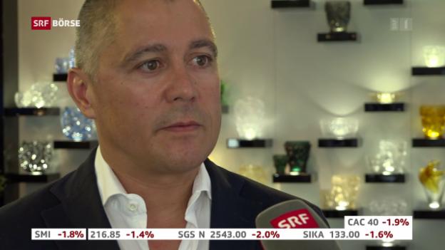Video «SRF Börse vom 25.06.2018» abspielen