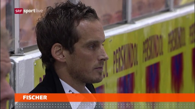 Eishockey: Patrick Fischer neuer Lugano-Coach