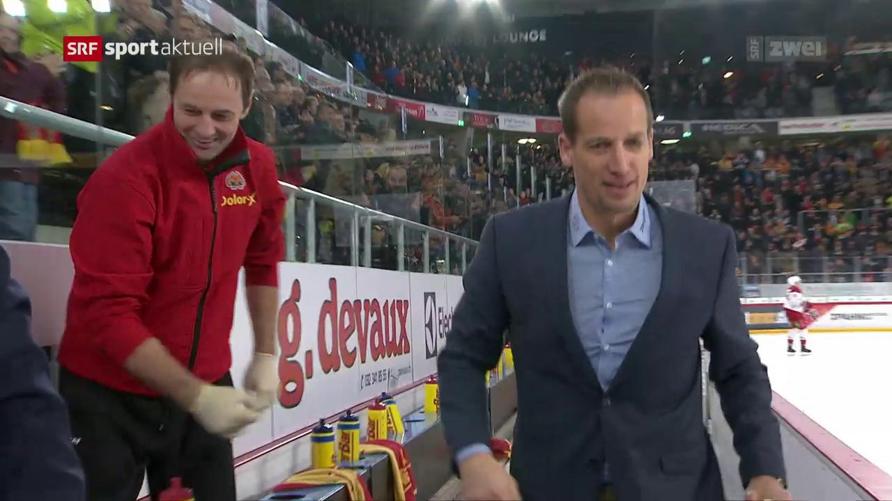 Bieler Sieg bei Törmänen-Debüt