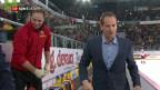 Video «Bieler Sieg bei Törmänen-Debüt» abspielen
