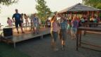 Video «Hitzekoller und Partystimmung» abspielen