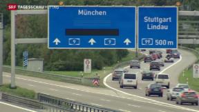 Video « Deutschland macht Ernst mit Maut» abspielen