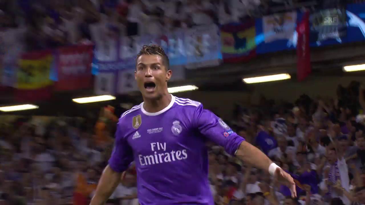 Real Madrid gewinnt den Champions-League-Final klar