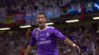 Video «Real Madrid gewinnt den Champions-League-Final klar» abspielen