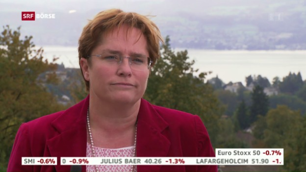 Video «SRF Börse vom 07.10.2016» abspielen