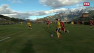 Laschar ir video «Ils highlights dal derby CB Lumnezia – US Schluein Glion»