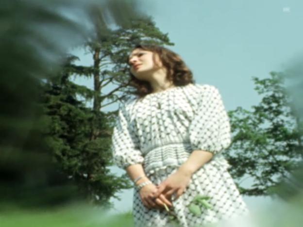 Video ««Eine Lady und der Musikant» von Simone Drexel, 1974.» abspielen