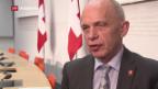 Video «Bundesrat bewirbt die Unternehmenssteuerreform III» abspielen